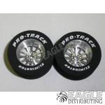 3/32 x 1 1/16 x .435 Turbine Drag Wheels