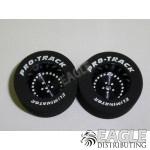3/32 x 1 1/16 x .435 Black Classic Drag Wheels
