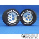 3/32 x 1 1/16 x .435 3D Pro Star Drag Wheels