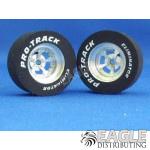 3/32 x 1 1/16 x .435 3D Evolution Drag Wheels