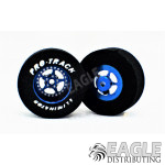 3/32 x 1 3/16 x .435 Blue Star Drag Wheels