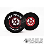 3/32 x 1 3/16 x .435 Red Star Drag Wheels