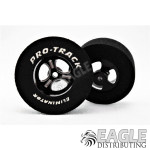 3/32 x 1 3/16 x .435 Black Streeter Drag Wheels