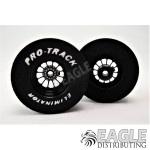 3/32 x 1 3/16 x .435 3D Black Turbine Drag Wheels
