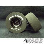 3/32 x 1 3/16 x .435 Black Classic Drag Wheels