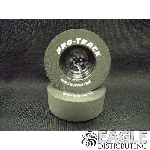 Pro Star Series CNC Drag Rears, 3D Design,  1 3/16  x .435, Black