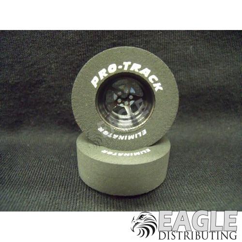 Pro Star Series CNC Drag Rears, 3D Design,  1 3/16  x .435, Black