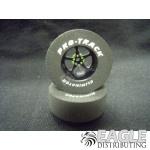 3/32 x 1 3/16 x .435 Black Pro Star Drag Wheels