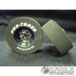3/32 x 1 3/16 x .435 3D Black Magnum Drag Wheels