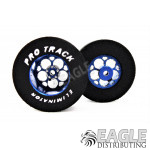 3/32 x 1 3/16 x .435 Blue Magnum Drag Wheels
