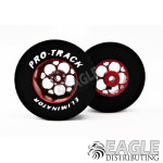 3/32 x 1 3/16 x .435 Red Magnum Drag Wheels