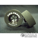 3/32 x 1 3/16 x .435 3D Black Evolution Drag Wheels