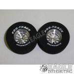 3/32 x 1 5/16 x .435 Turbine Drag Wheels
