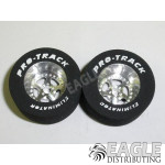 Star Series CNC Drag Rears, 1 1/16 x .500, 1/8 axle
