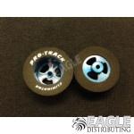 3/32 x 1 1/16 x .500 Blue Streeter Drag Wheels