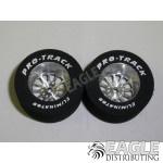 3/32 x 1 1/16 x .500 Turbine Drag Wheels