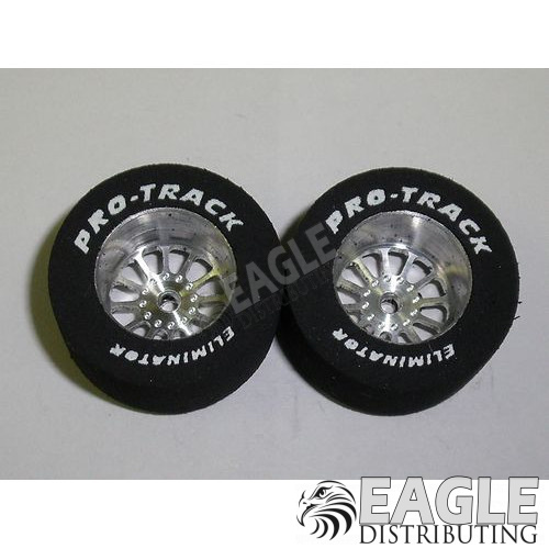 Turbine Series CNC Drag Rears, 1 1/16 x .500