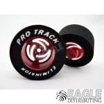 3/32 x 1 1/16 x .500 Red Ninja Drag Wheels