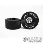 3/32 x 1 1/16 x .500 3D Black Magnum Drag Wheels