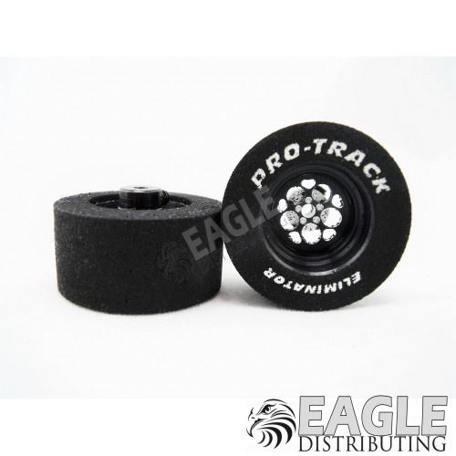 Magnum Series CNC Drag Rears, 1 1/16 x .500, 3D, Black
