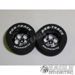 3/32 x 1 1/16 x .500 Black Magnum Drag Wheels