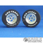 3/32 x 1 1/16 x .500 3D Evolution Drag Wheels