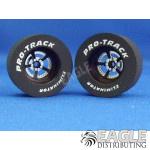 3/32 x 1 1/16 x .500 3D Black Evolution Drag Wheels