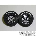 3/32 x 1 1/16 x .500 Black Evolution Drag Wheels