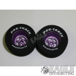 3/32 x 1 3/16 x .500 Purple Star Drag Wheels