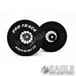 3/32 x 1 3/16 x .500 3D Black Turbine Drag Wheels