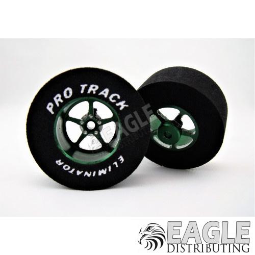 3/32 x 1 3/16 x .500 Green Pro Star