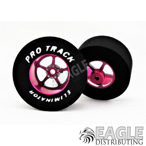 3/32 x 1 3/16 x .500 Pink Drag Rears Limited Edition, Breast Cancer Awareness ProTrack Corporation PRON408IPINK