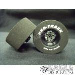 3/32 x 1 3/16 x .500 3D Black Magnum Drag Wheels
