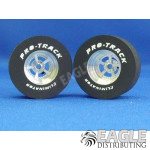 3/32 x 1 3/16 x .500 3D Evolution Drag Wheels