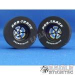 3/32 x 1 3/16 x .500 3D Black Evolution Drag Wheels