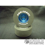 3/32 x 1 5/16 x .500 Blue Classic Drag Wheels