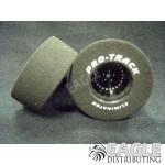 3/32 x 1 5/16 x .500 Black Classic Drag Wheels