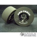 3/32 x 1 5/16 x .500 3D Black Magnum Drag Wheels