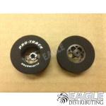 3/32 x 1 5/16 x .500 Black Magnum Drag Wheels