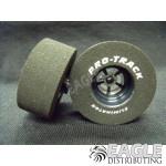 3/32 x 1 5/16 x .500 3D Black Evolution Drag Wheels