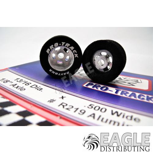 1/8 x 13/16 x .500 Daytona Front Regular Rubber