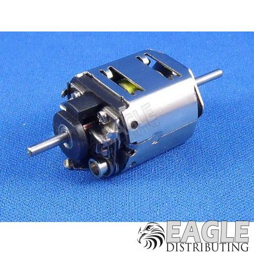 Euro MK-1 Minican Motor w/American X12 Armature, Ball Bearings