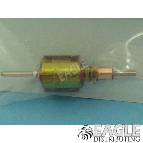 S16D Armature .550 Diameter, 45° Timing, DB Shaft-PS700BD45550