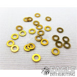 Brass Motor Spacers .007 25ct