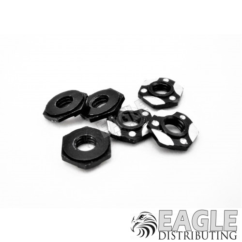 Black Anodized Guide Nut