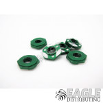 Green Anodized Guide Nut