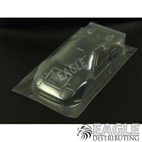 GT40 Retro Body Clear