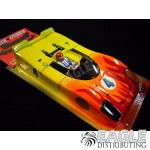 Porsche Spyder Retro