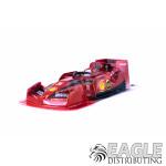 F1 JRL Hallo Ferrari Painted