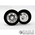Ball Bearing Front Wheels - Narrow .760